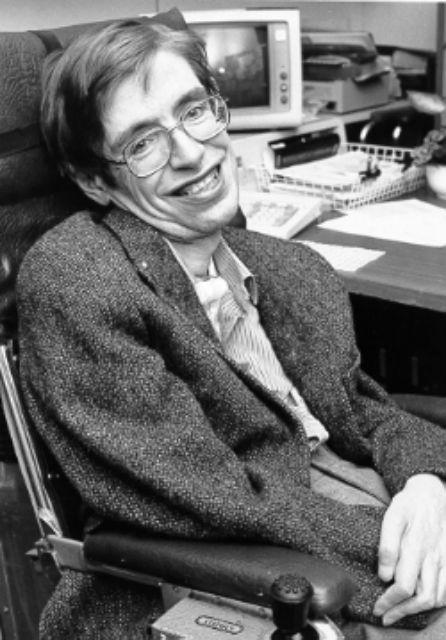 Стивен Хокинг впервые предположил, что чёрные дыры могут не только поглощать всё сущее, но и испускать некоторые частицы обратно в космос