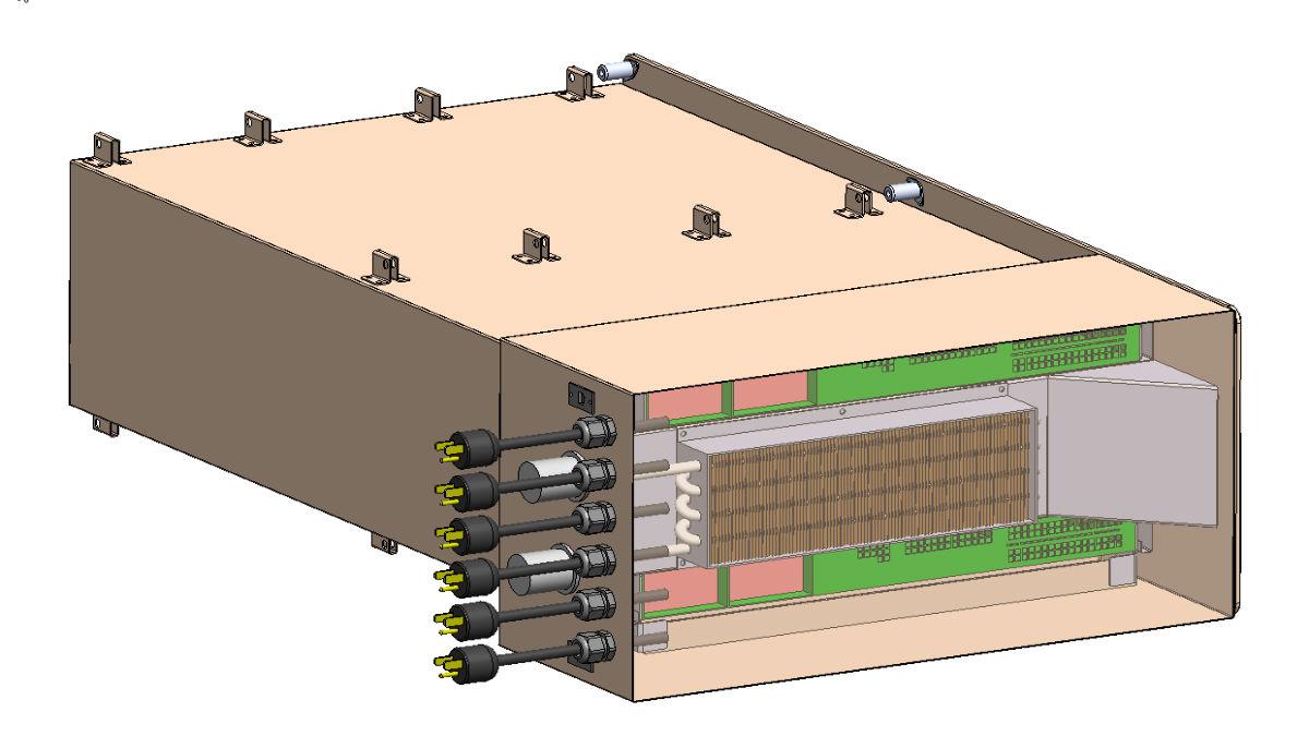 Высокопроизводительный компьютер займется вычислениями для экипажа МКС.