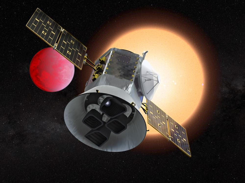 Космический телескоп TESS должен просканировать 85% неба за три года.