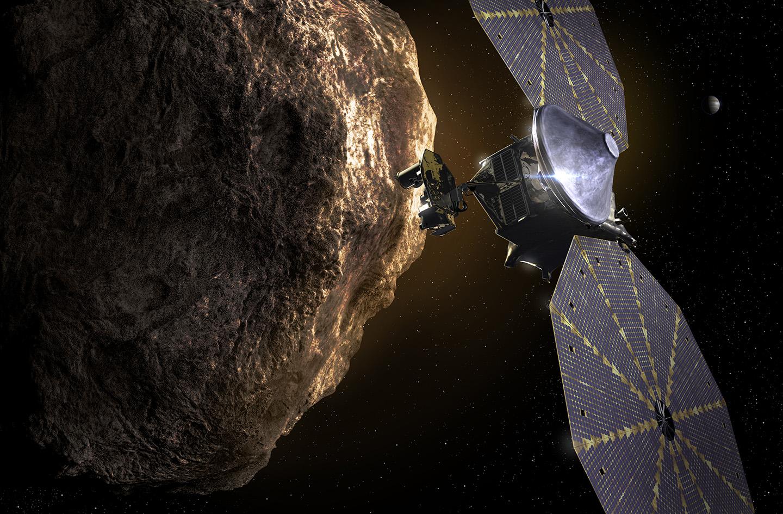 Целый набор научных приборов поможет зонду добыть новые данные, которые позволят учёным восстановить прошлое Солнечной системы.