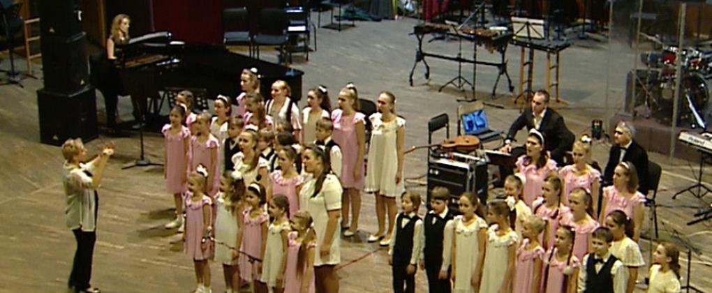 Ансамбли ВГТРК дали праздничный весенний концерт