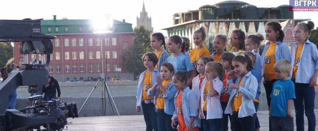 Большой детский хор ВГТРК. Что такое дети2