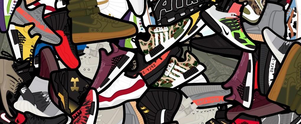 Кроссовки – феномен современной культуры