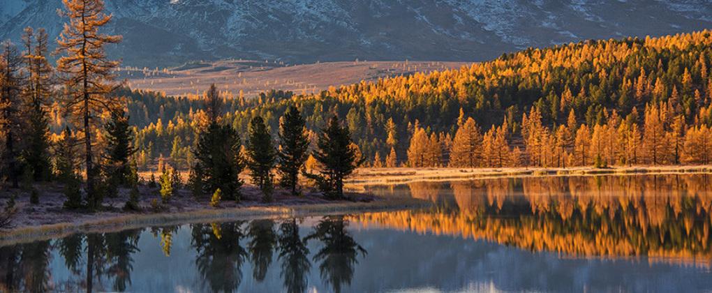 Самое красивое место в России