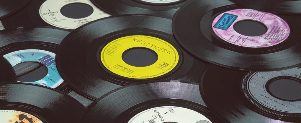 Музыка. Век грампластинок