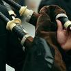 Волынка и граммофонная игла