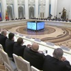 Президент обсудил поправки в Конституцию