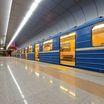 В метро Новосибирска появились вагоны, где можно узнать всё о нацпроектах