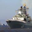 В Петербурге прошла репетиция Главного военно-морского парада