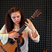 Вера Данилина: молодая одарённая гитаристка