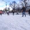 Сезон катания на коньках в Москве подходит к концу