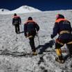 В Кабардино-Балкарии альпинисты попали в пургу. Есть погибшие