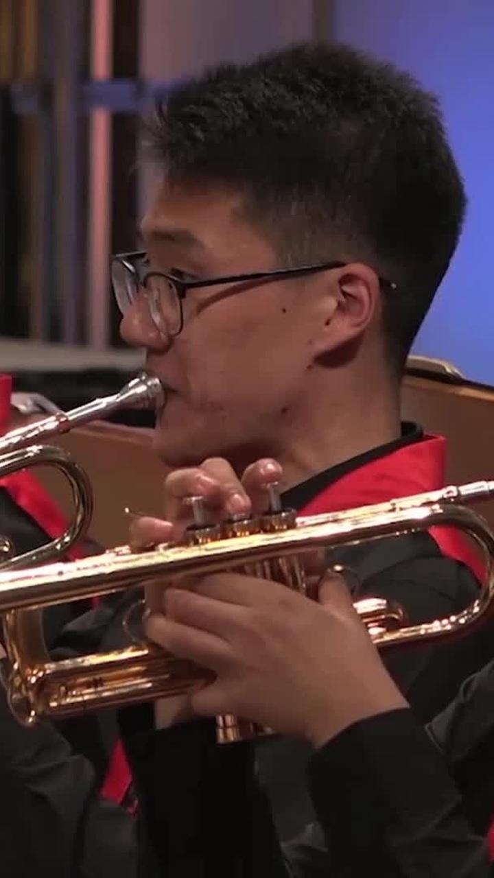 Телевизионный марафон юношеских оркестров