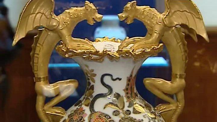 """В Царицыно открыта выставка """"Воображаемый Восток"""""""