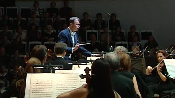 Николай Луганский и Штефан Владар выступили в Концертном зале имени Чайковского