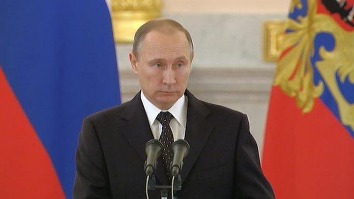 Президент России вручил сегодня государственные награды выдающимся россиянам