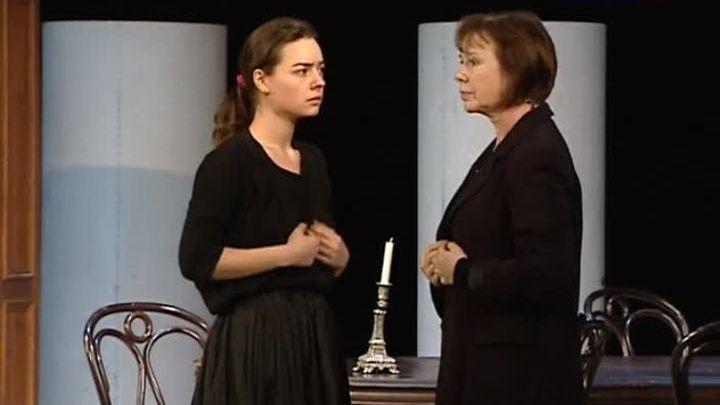 В Театре Маяковского репетируют новый спектакль
