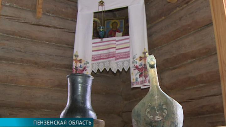 В Тарханах восстанавливают историческую часть поселения