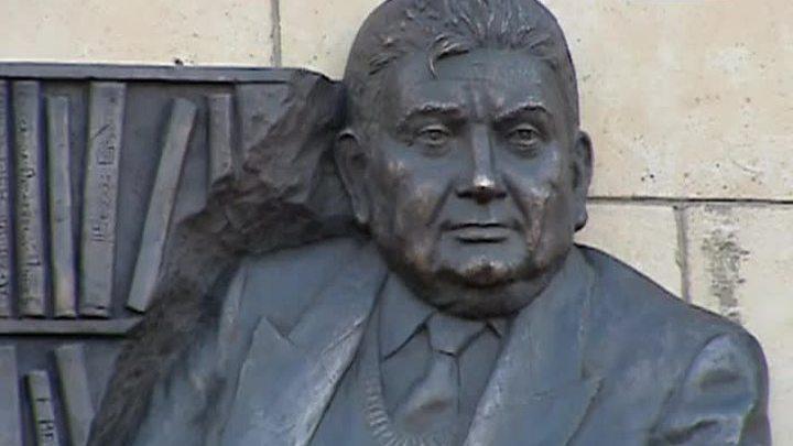 В Москве появилась мемориальная доска Евгению Веснику