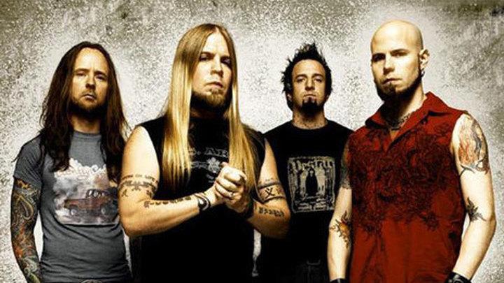Drowning Pool, американская метал-группа из Далласа