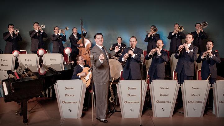 Короли аутентичного свинга выступят в Доме музыки