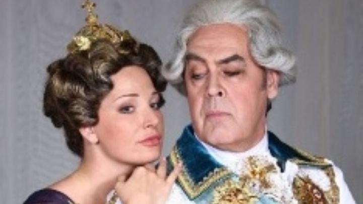 Опера Давида Тухманова о Екатерине Великой