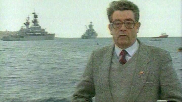 Ушел из жизни легендарный журналист-международник Валентин Зорин