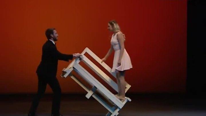 """Студенты """"Щуки"""" дали отчетный концерт на сцене Театра Вахтангова"""