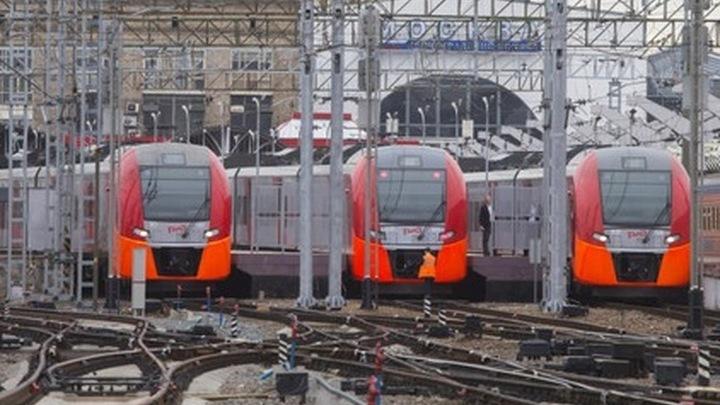 Электропоезда на Савёловском направлении Московской железной дороги сбились с графика