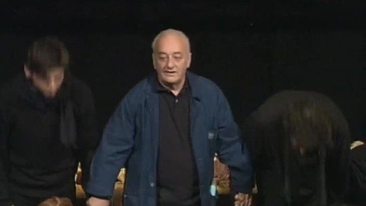 Резо Габриадзе отмечает 80-летие