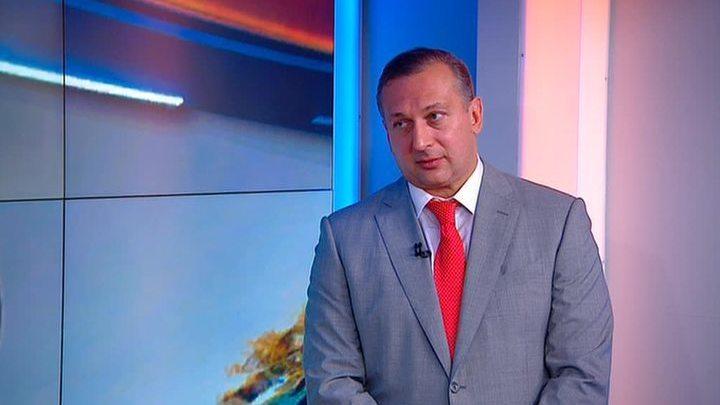 Член исполкома ОКР Власенко арестован на два месяца