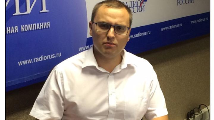 Александр Сагин, начальник юридического отдела ФНП