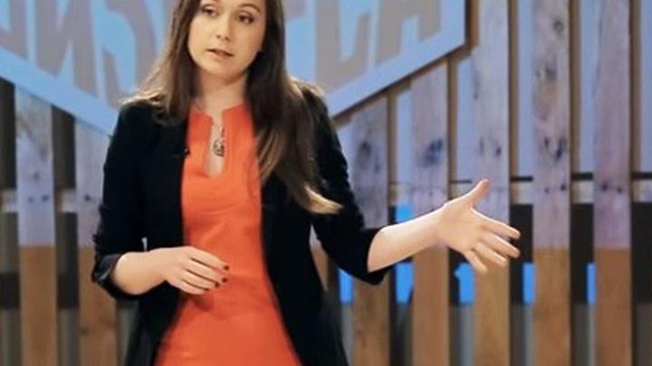 """Генеральный директор компании """"Elementaree"""" Ольга Зиновьева."""