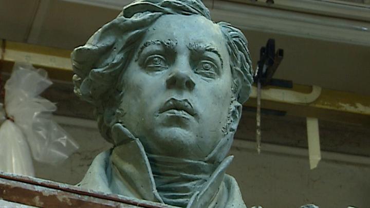 Памятник статскому советнику Александру Степанову появится в Красноярске
