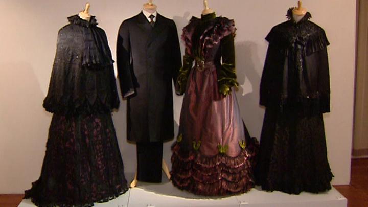 Исторические кинокостюмы выставлены в Музее Пушкина