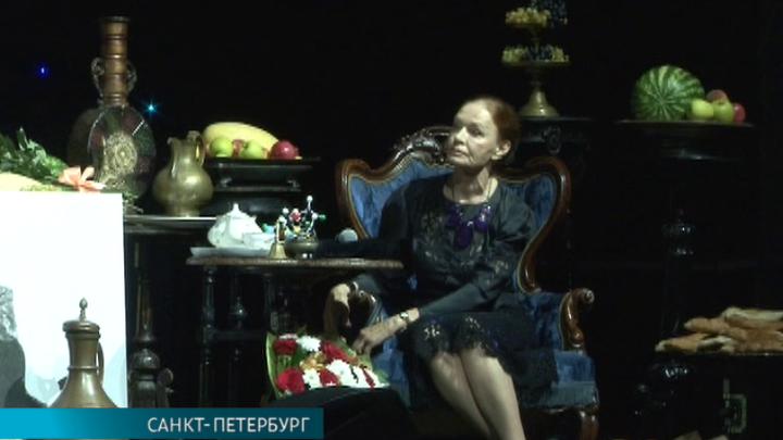 Юбилейный вечер Людмилы Чурсиной прошел в Петербурге