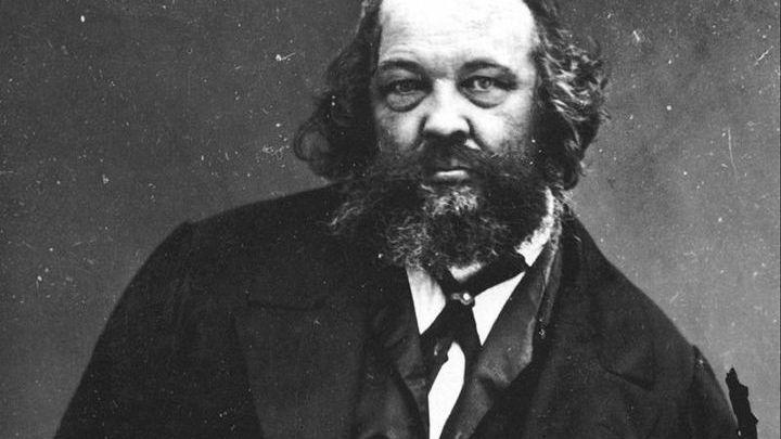 Михаил Бакунин - теоретик анархизма