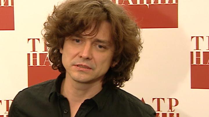 Гжегож Яжина впервые поставил спектакль на российской сцене