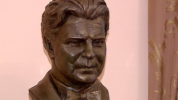 В Московской консерватории открыли бюст Эмиля Гилельса