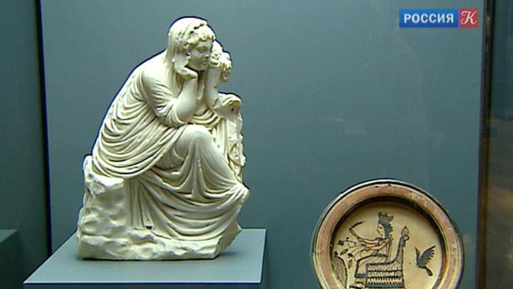 """Выставка """"Боги и герои Древней Греции"""" станет центральным событием Года Греции в России"""