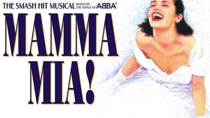 "Мюзикл ''Mamma Mia!'' по песням шведской группы ""ABBA""."