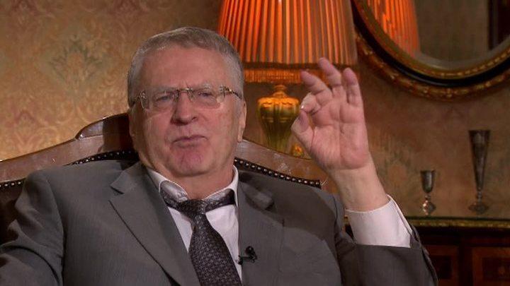 """Жириновский считает маразмом жалобы на """"обнаженку"""" в Эрмитаже"""