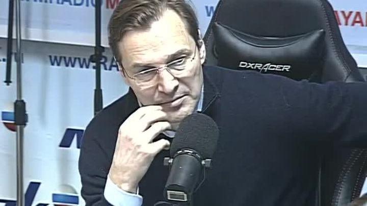 Встреча с Сергеем Федоровым