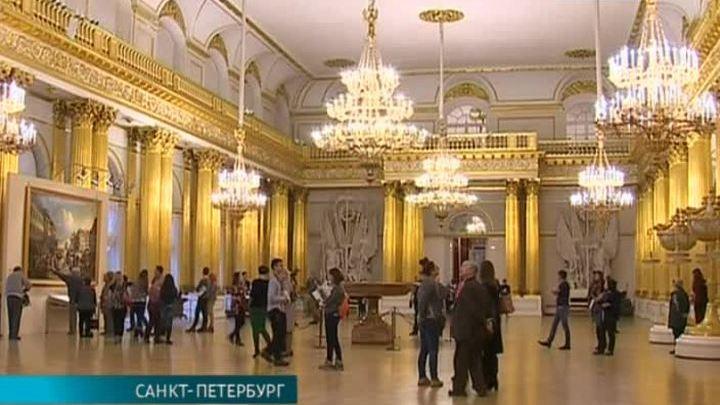 В Зимнем дворце представили экспонаты, пополнившие собрание Эрмитажа в 2016 году