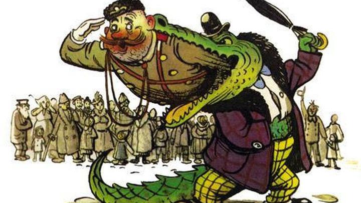 Корней Чуковский: старая - престарая сказка