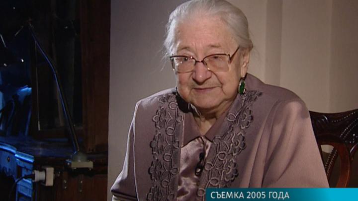 Исполнилось 100 лет со дня рождения Татьяны Панковой