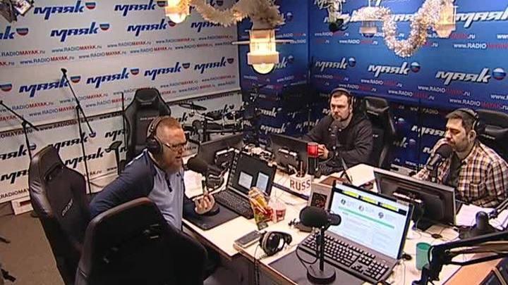 Сергей Стиллавин и его друзья. Volkswagen Amarok