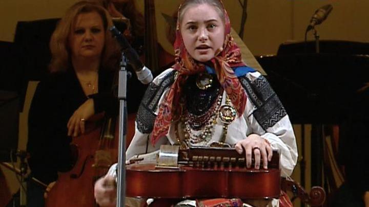 """Вивальди-оркестр"" и участники проекта ""Синяя птица"" дали новогодний концерт"