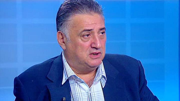 Директор Центра изучения стран Ближнего Востока и Центральной Азии Семён Аркадьевич Багдасаров.