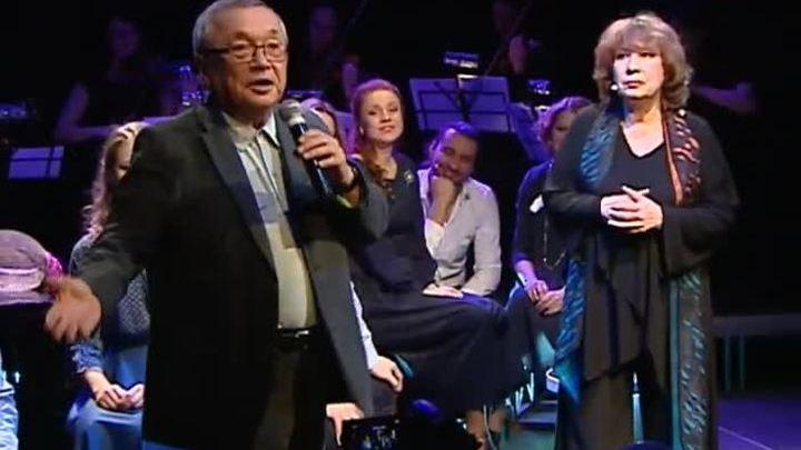 """Юбилею Юлия Кима посвятили концерт """"Нелепо, смешно, безрассудно"""""""